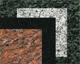 Образцы пород камня