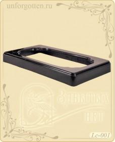 Литьевой мрамор,Цветник №Lс-002