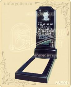 Памятники из литьевого мрамора №LN-001