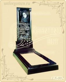 Памятники из литьевого мрамора №LN-002