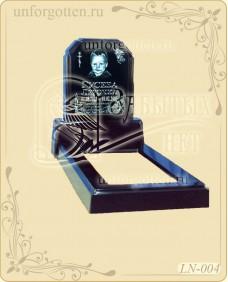 Памятники из литьевого мрамора №LN-004