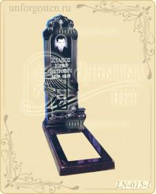 Памятники из литьевого мрамора №LN-015-1