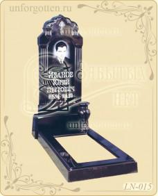 Памятники из литьевого мрамора №LN-015