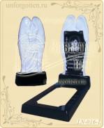 Памятники из литьевого мрамора №LN-016-1