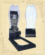 Памятники из литьевого мрамора №LN-016