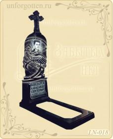 Памятники из литьевого мрамора №LN-018