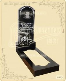 Памятники из гранитополимера -005